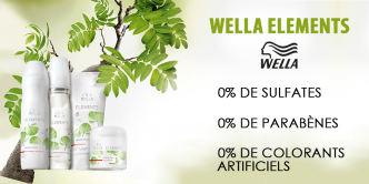 la gamme wella elements