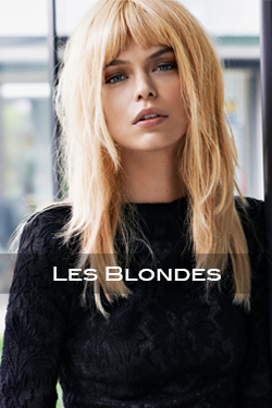 Lookbook coiffure : les blondes