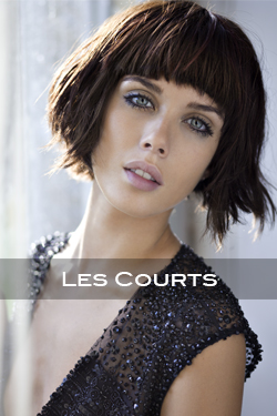 Lookbook coiffure : les courts