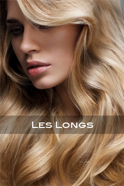 Lookbook coiffure : les longs
