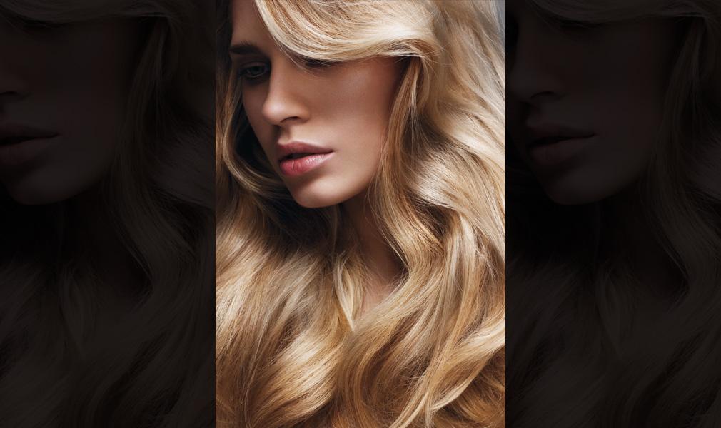 Cheveux blonds : version tendre