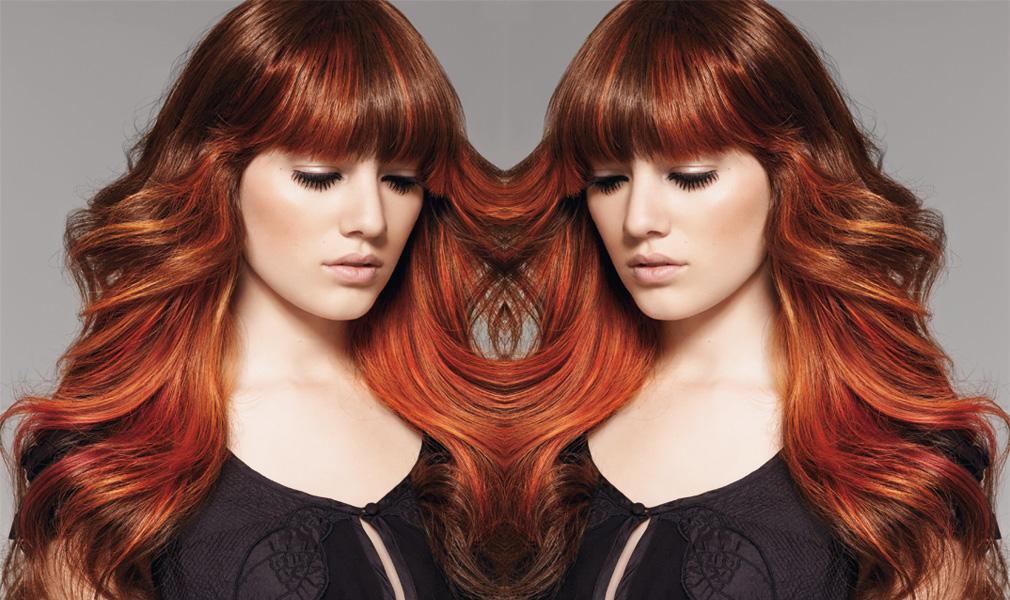 Lookbook coiffure, les rousses selon Shopping Jean Claude Aubry - 3