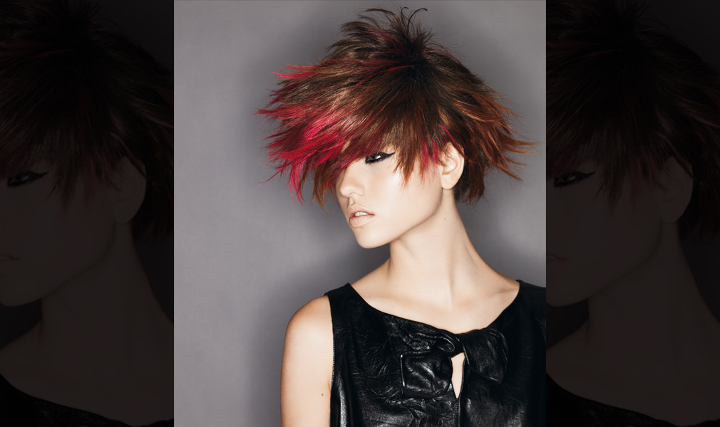 Lookbook coiffure, les rousses selon Shopping Jean Claude Aubry - 4