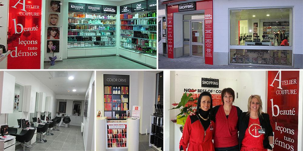 Tarbes : ouverture d'un nouveau Shopping Jean Claude Aubry
