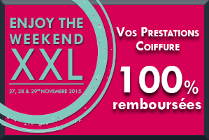 Weekend XXL Shopping Jean Claude Aubry